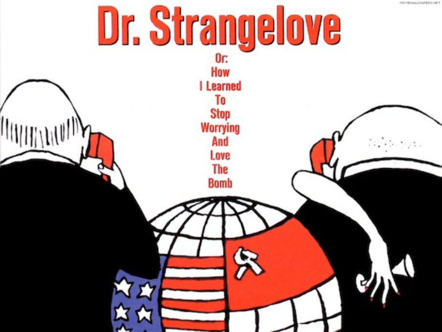 The Best Movie Trailer Ever – Dr. Strangelove