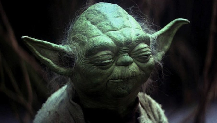 "What Did Yoda Mean by ""There is No Try?"""