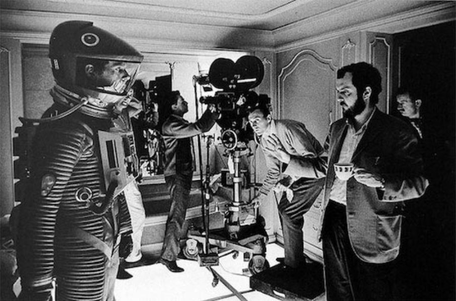 Kubrick's Non-submersible Units – Writing Without a Narrative