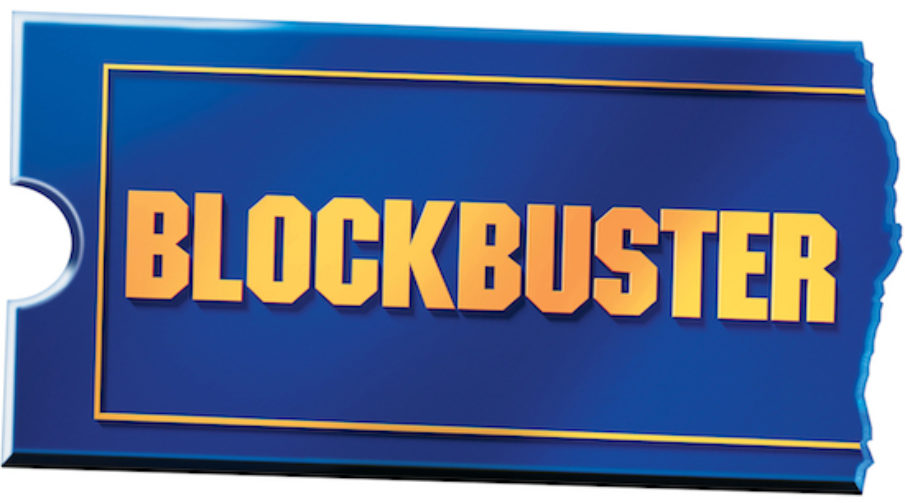The End of Blockbuster Video