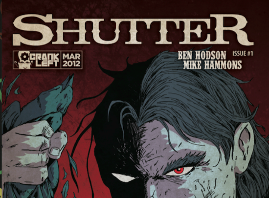 Developing the Shutter Comic Series