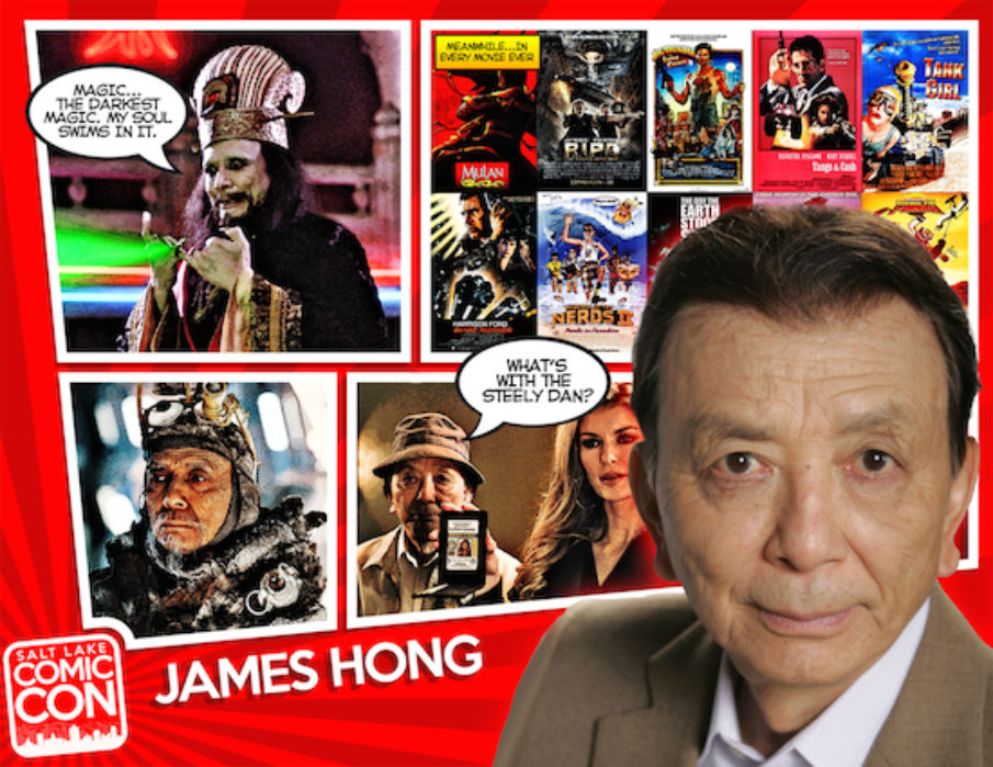 7 Things You May Not Know About James Hong