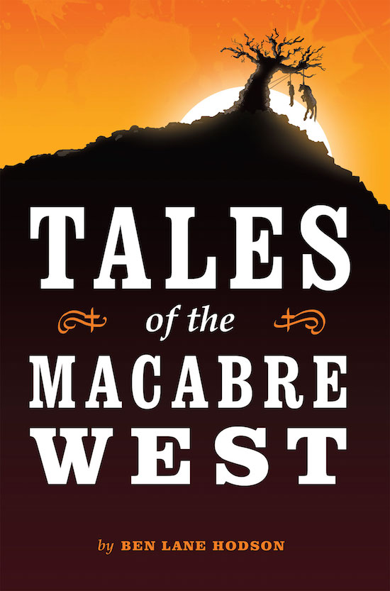 Tales of the Macabre West cover