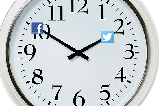 Social Media Doesn't have to be a Waste of Time