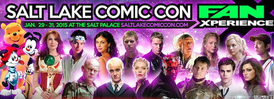 Panel Schedule for FanX 2015