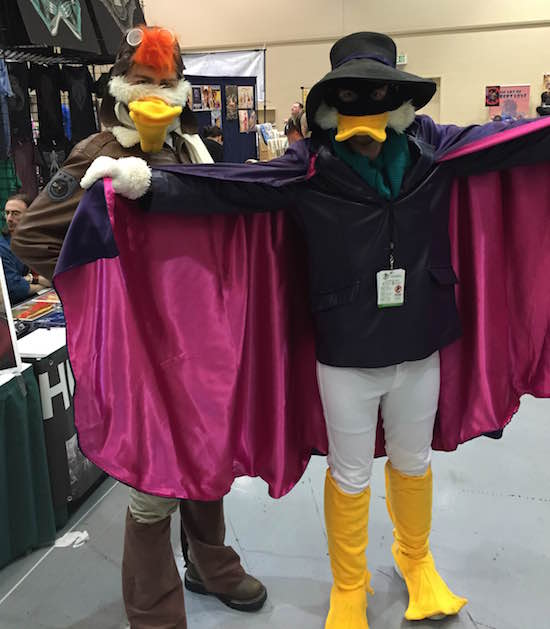 Ducktales and Darkwing!