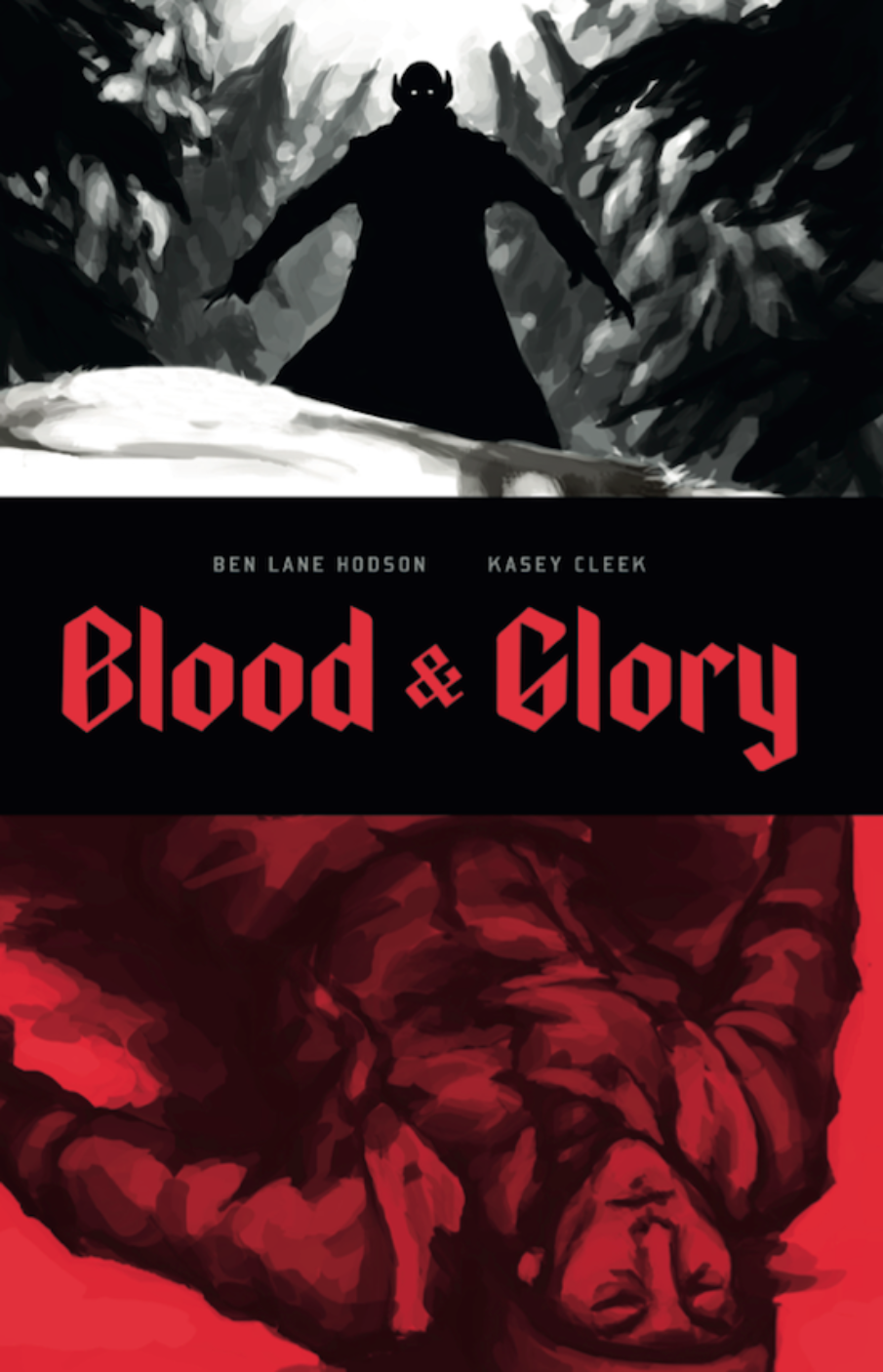 Blood & Glory Issue #1 Release