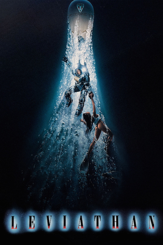 Movie Diary: Leviathan (1989) - Ben Lane Hodson