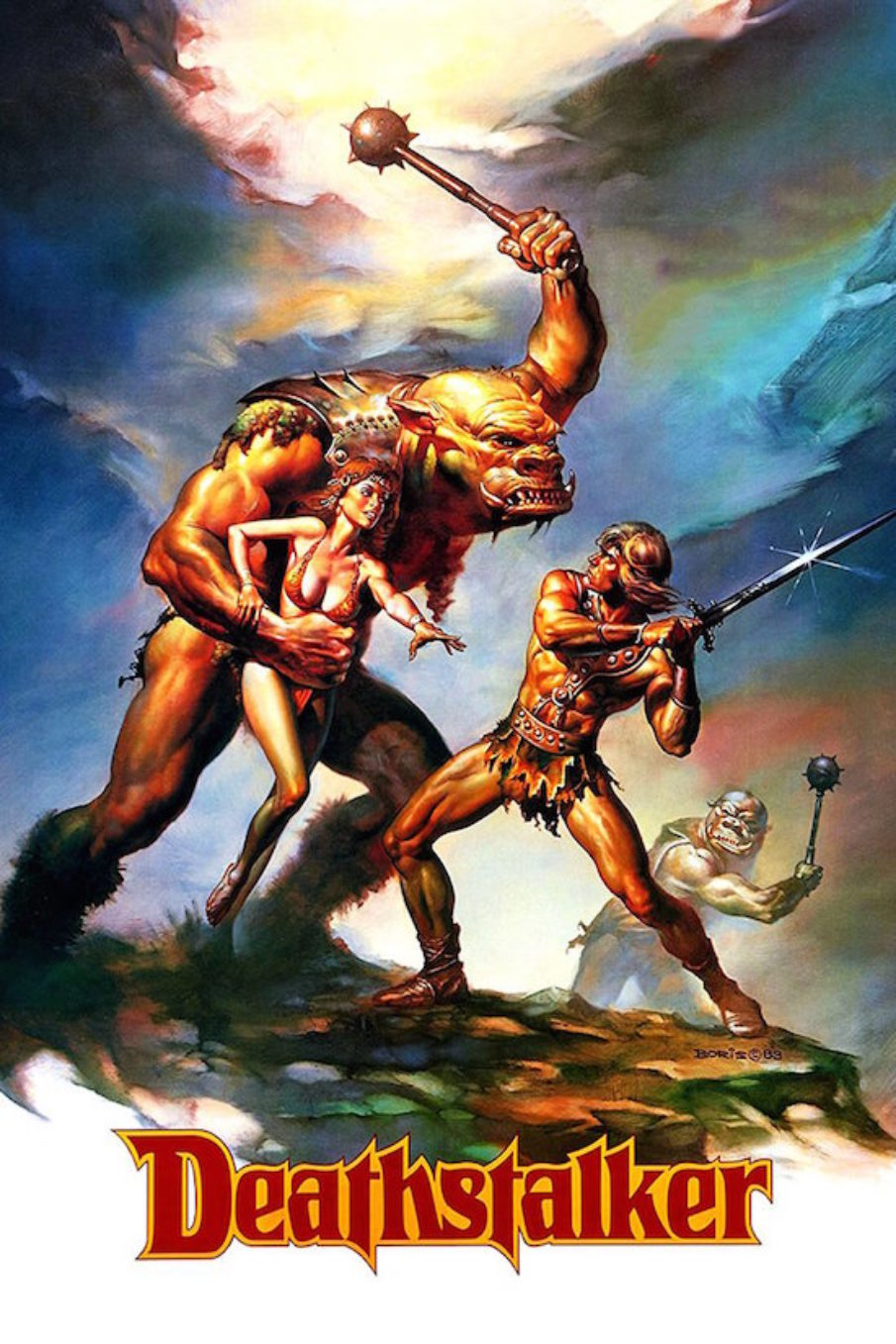 Movie Diary: Deathstalker (1983)