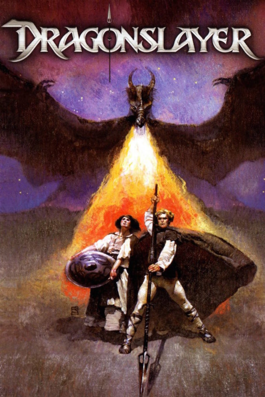 Movie Diary: Dragonslayer (1981)