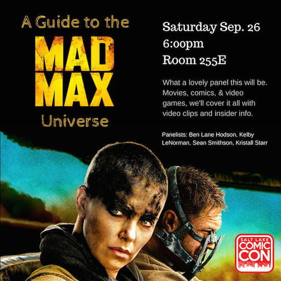 A Guide to the Mad Max Universe