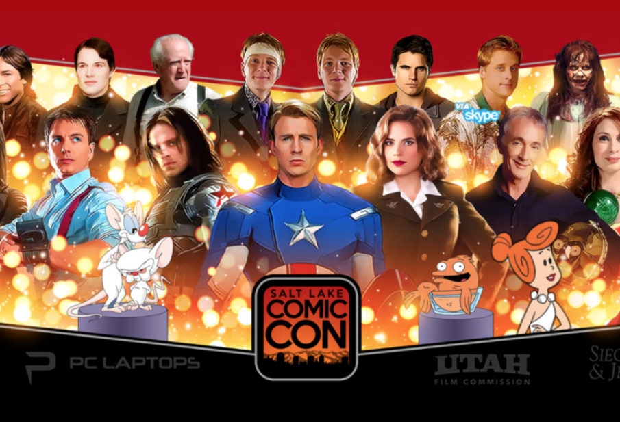 My Panel Schedule for Salt Lake Comic Con 2015