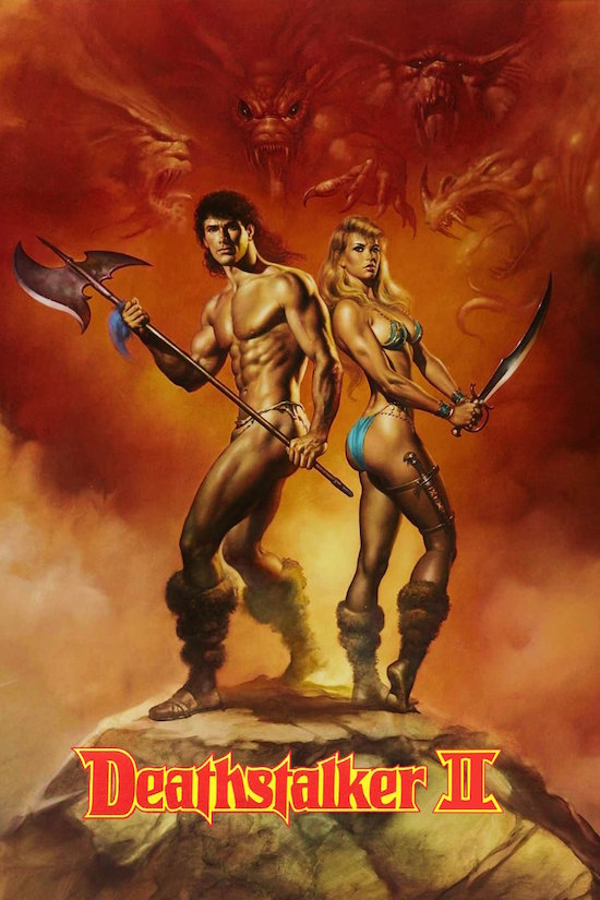 Movie Diary: Deathstalker II (1987)