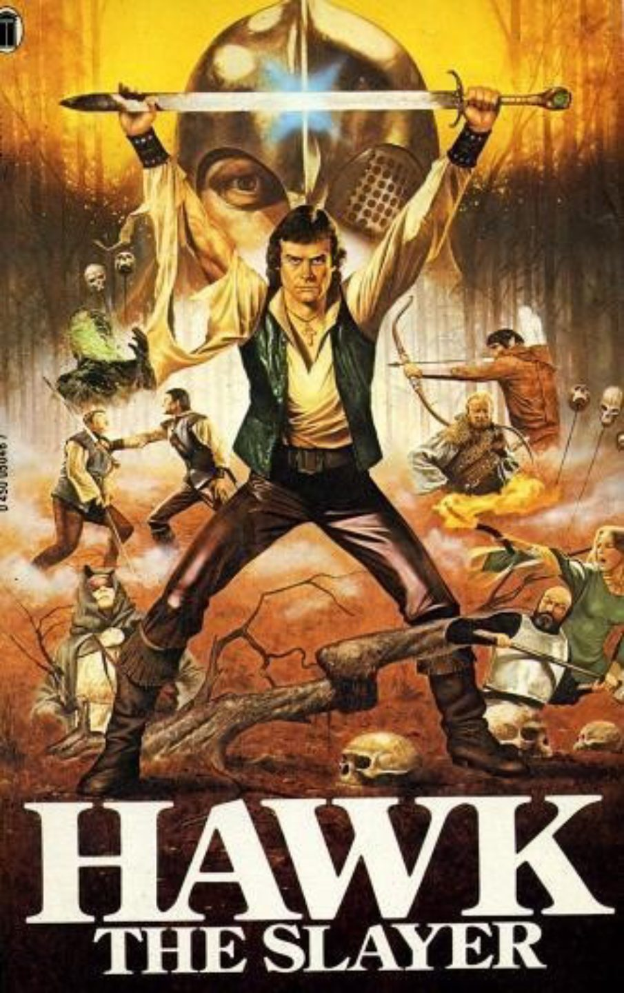 Movie Diary: Hawk the Slayer (1980)