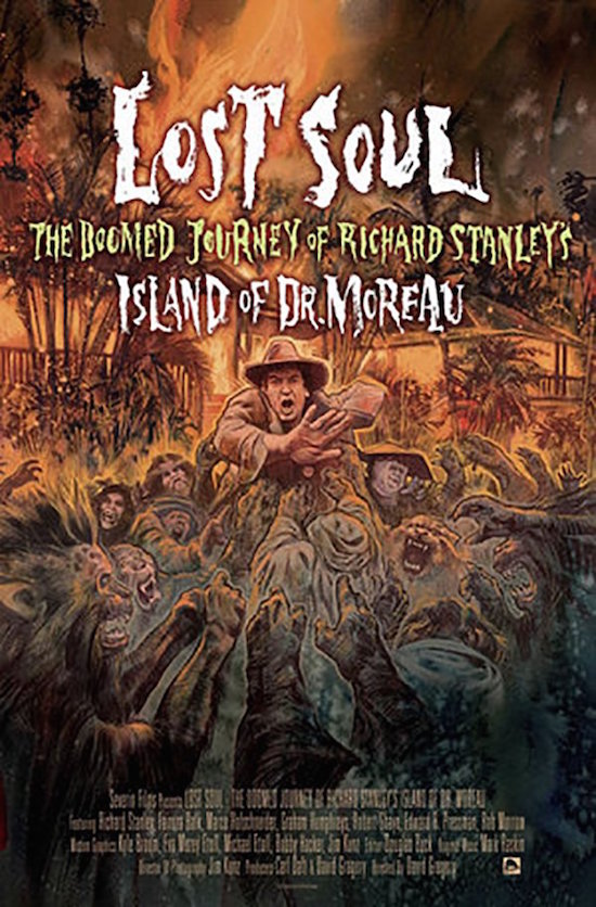 Movie Diary: Lost Soul: The Doomed Journey of Richard Stanley's Island of Dr. Moreau (2014)
