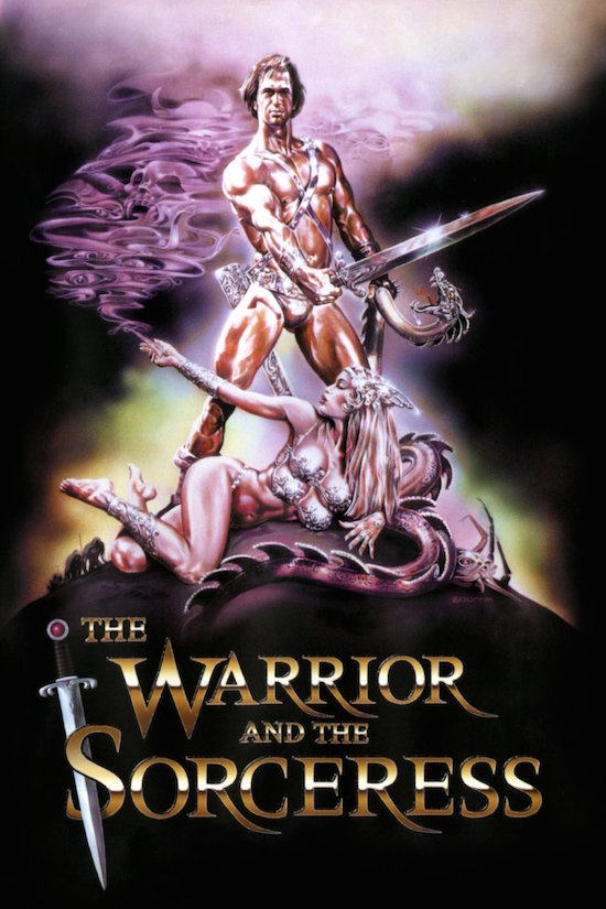 Movie Diary: The Warrior and the Sorceress (1984)