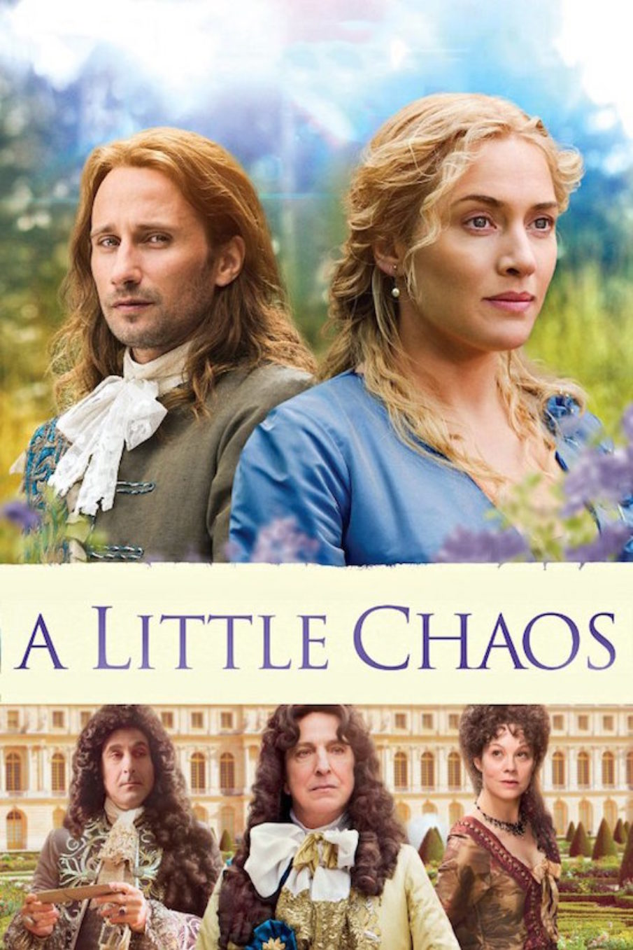 Movie Diary: A Little Chaos (2014)