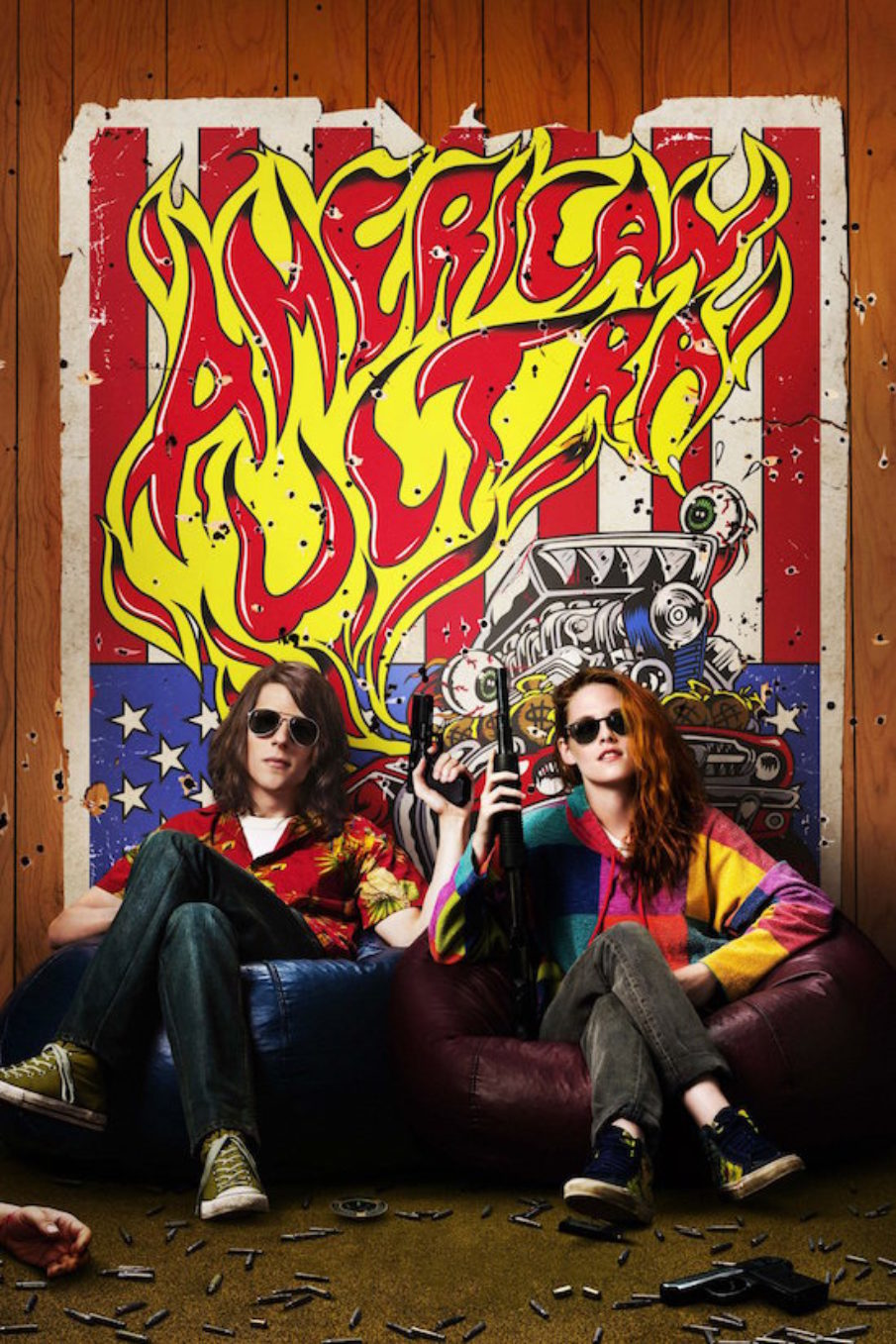 Movie Diary: American Ultra (2015)