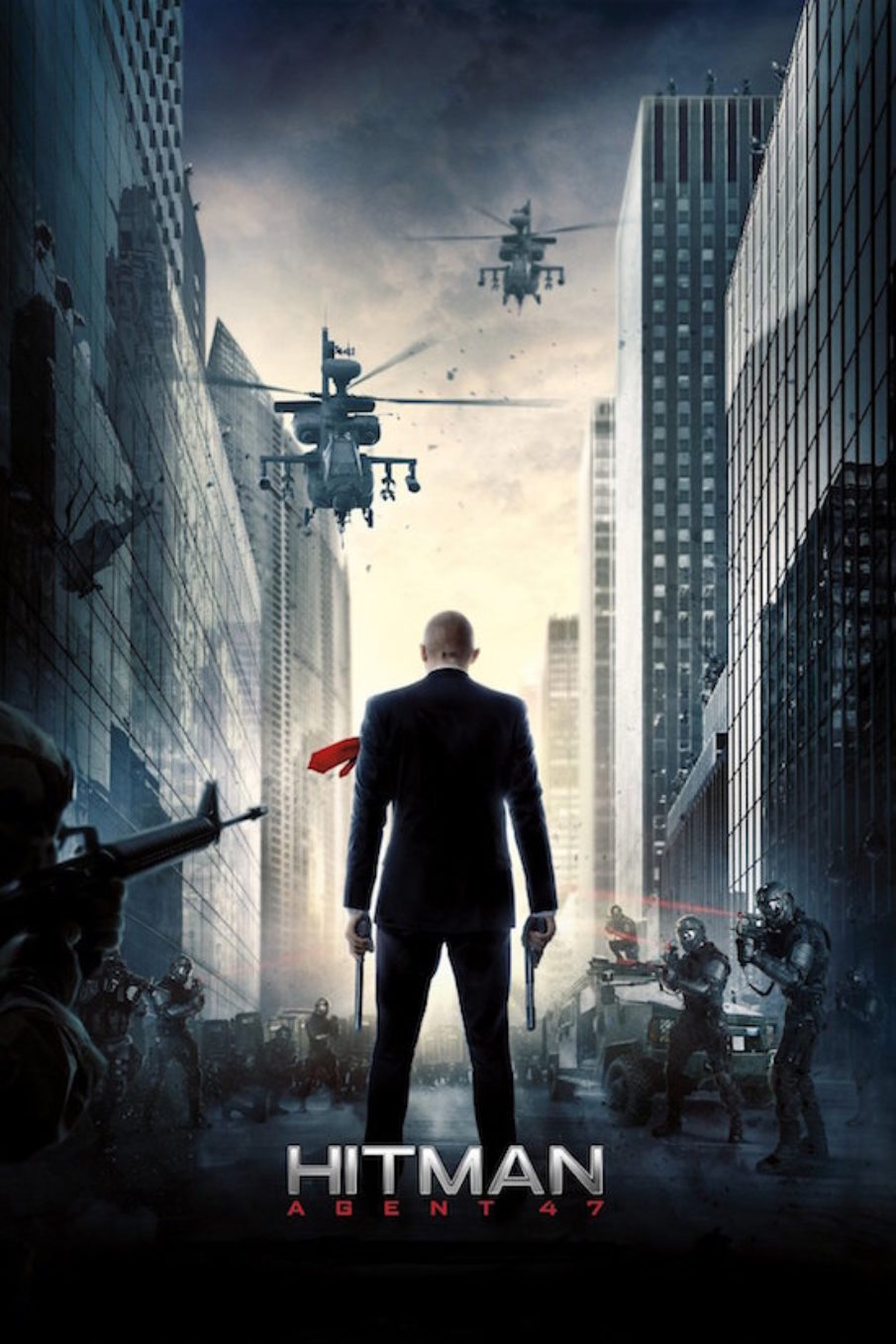 Movie Diary: Hitman: Agent 47 (2015)