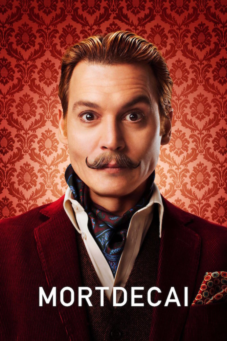 Movie Diary: Mortdecai (2015)