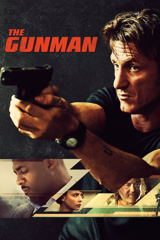Movie Diary: The Gunman (2015)