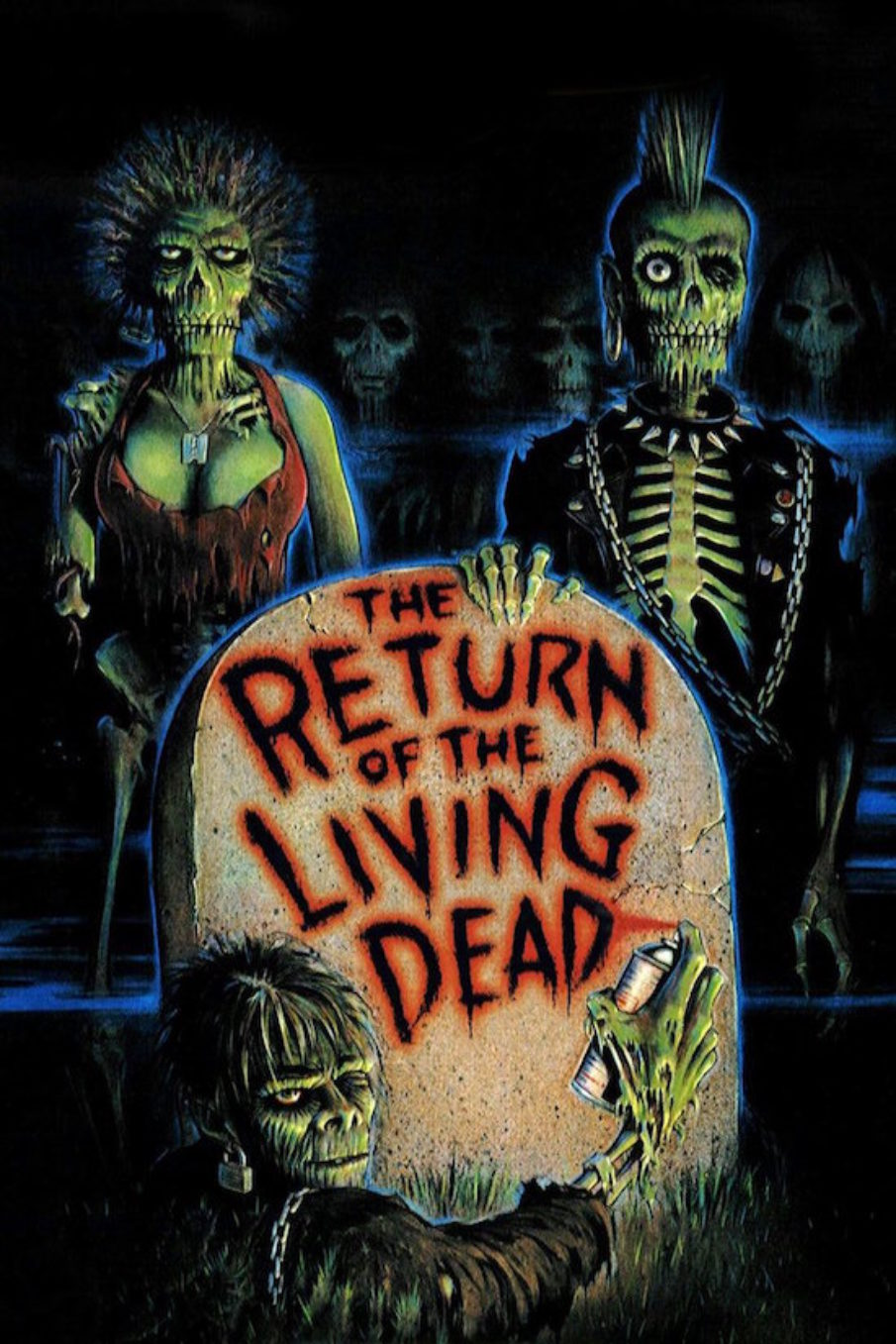 Movie Diary: The Return of the Living Dead (1985)