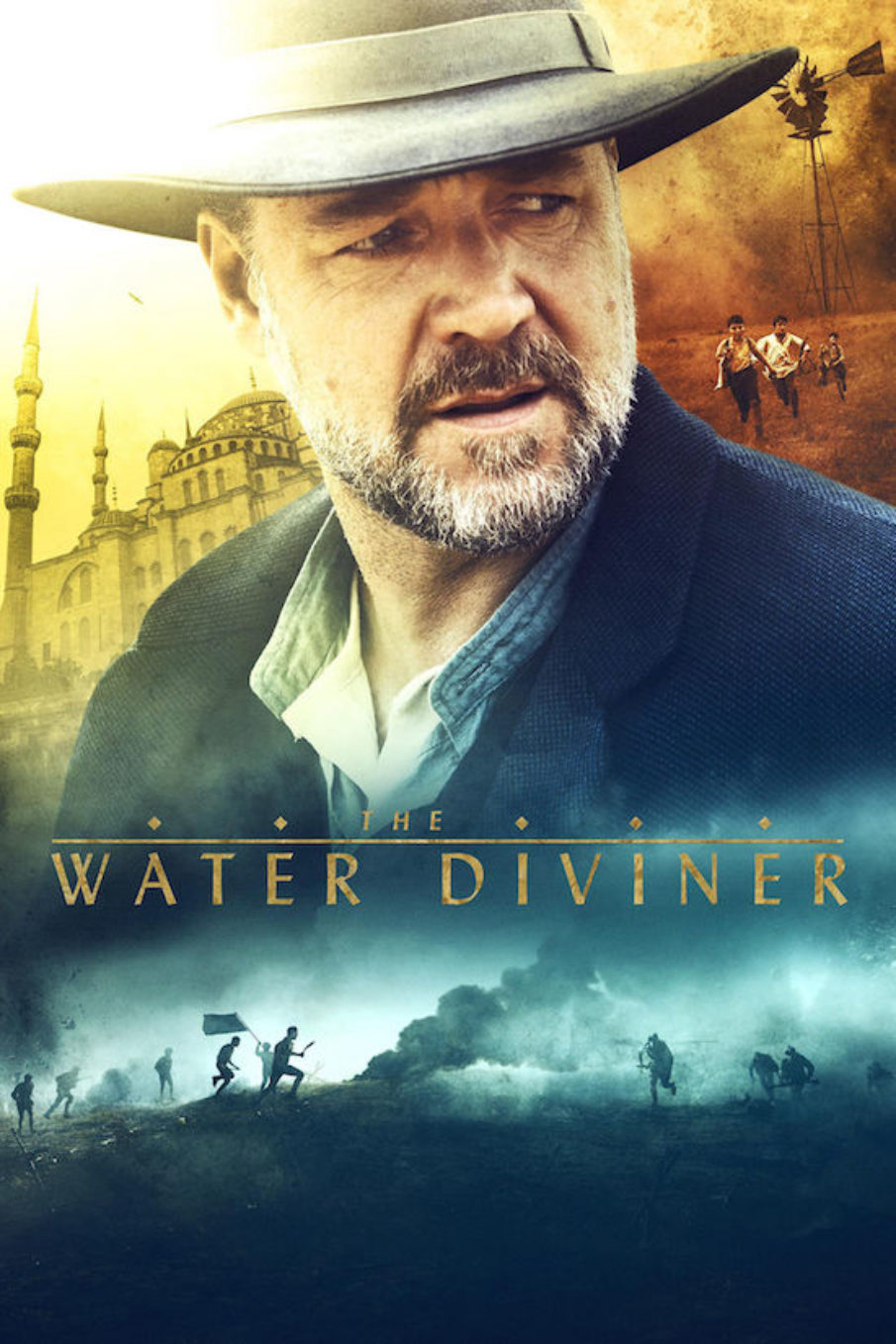 Movie Diary: The Water Diviner (2014)
