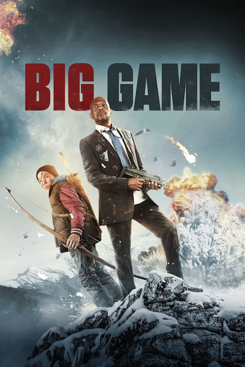 Movie Diary: Big Game (2015)