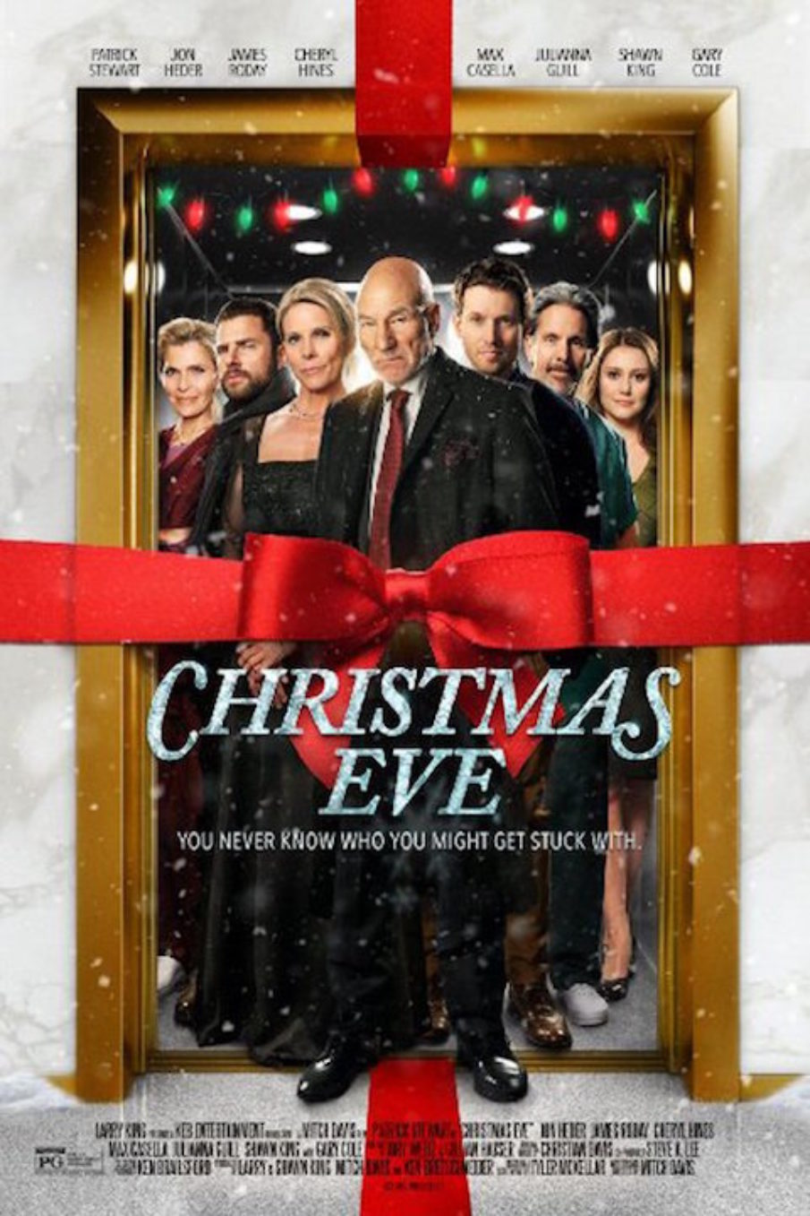 Movie Diary: Christmas Eve (2015)