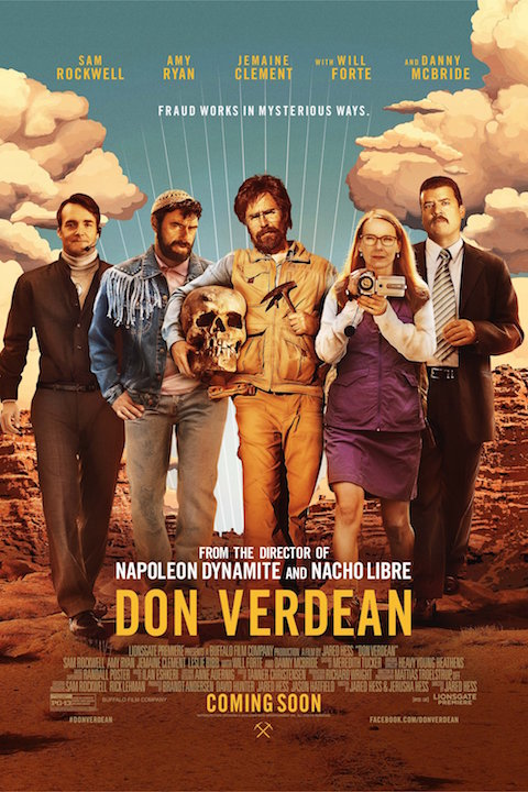 Movie Diary: Don Verdean (2015)