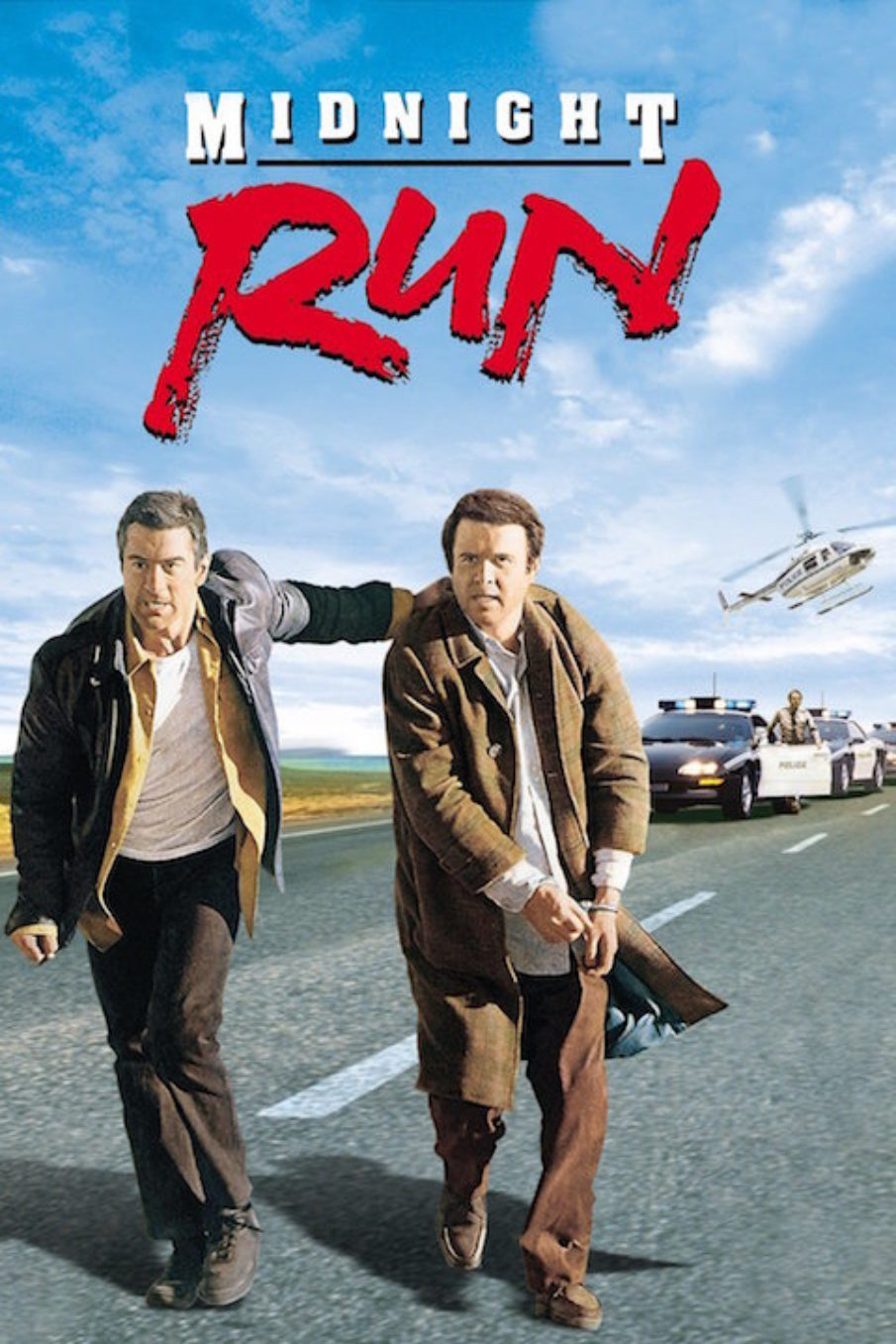 Movie Diary: Midnight Run (1988)