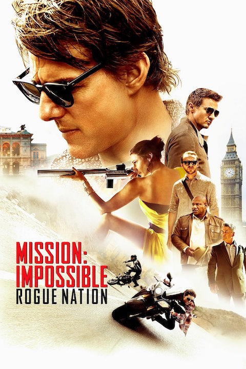 Movie Diary: Mission Impossible – Rogue Nation (2015)