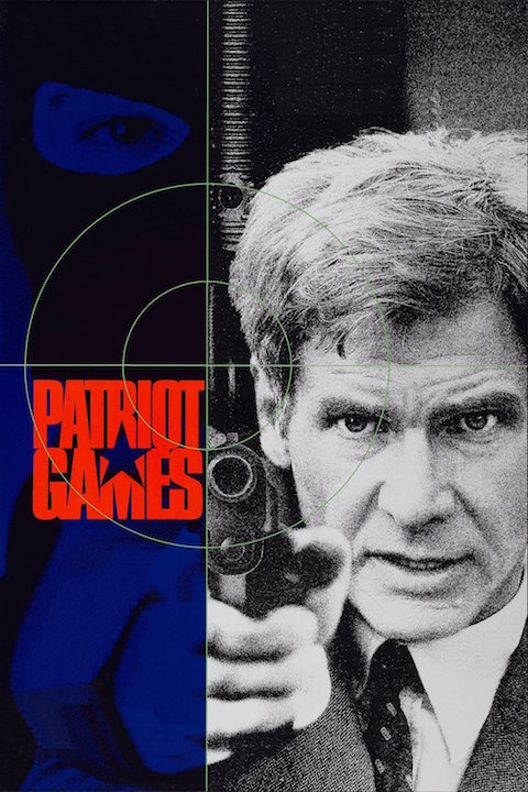 Movie Diary: Patriot Games (1992)