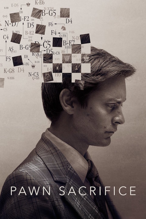 Movie Diary: Pawn Sacrifice (2014)