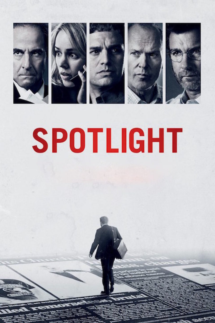 Movie Diary: Spotlight (2015)