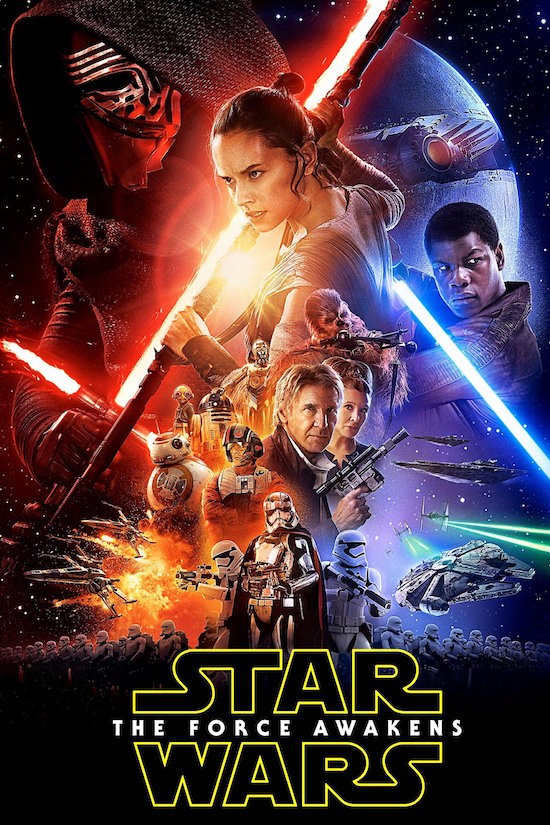 Movie Diary: Star Wars: The Force Awakens (2015)