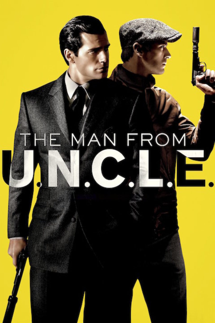 Movie Diary: The Man From U.N.C.L.E. (2015)