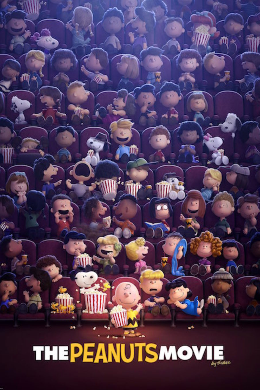 Movie Diary: The Peanuts Movie (2015)