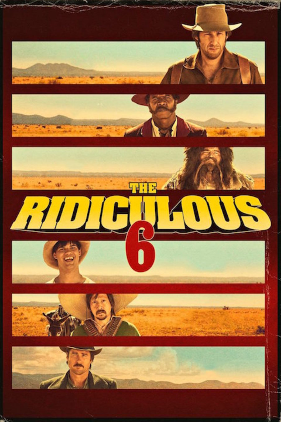 Movie Diary: The Ridiculous 6 (2015)