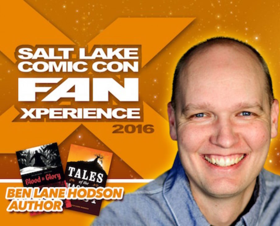 Panel Schedule for Salt Lake Comic Con 2016