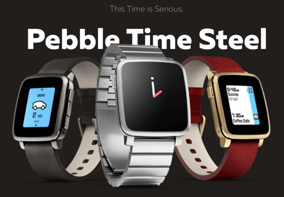 My Experience using a Pebble Watch